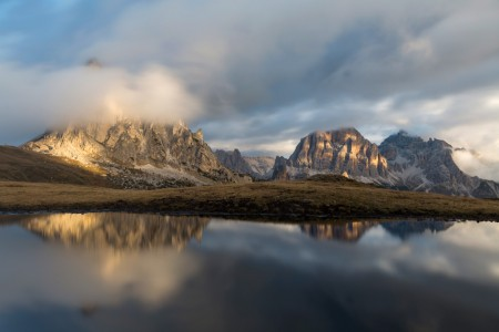 Dolomitic's Mirror